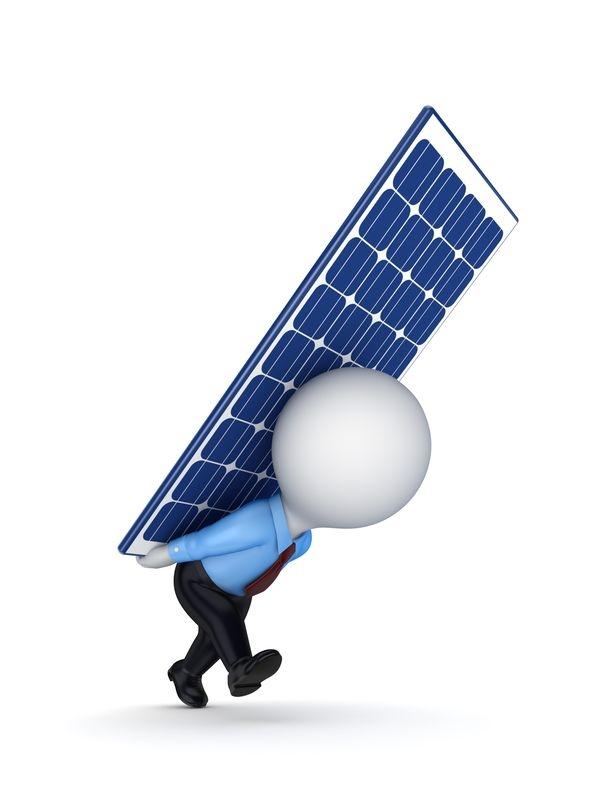 Panou fotovoltaic monocristalin 100W 12V