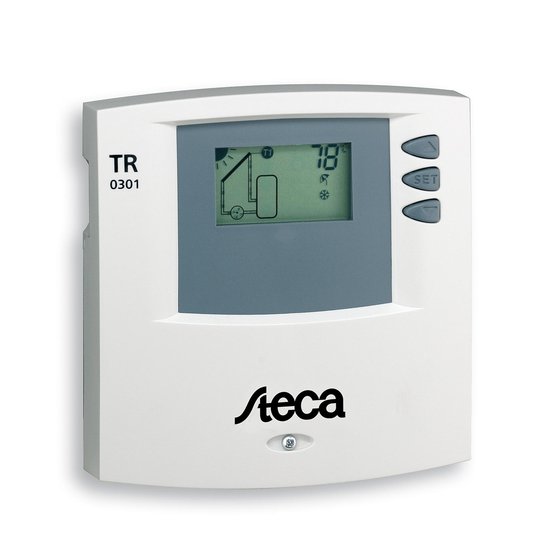 Automatizare  solar STECA 301