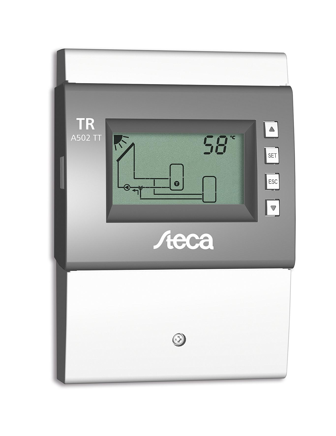 Automatizare  STECA 502 TT functie PWM