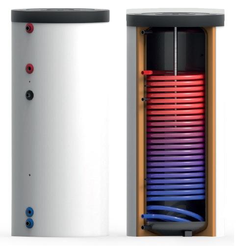 Boiler pentru pompa de caldura TWS 150 L -1W