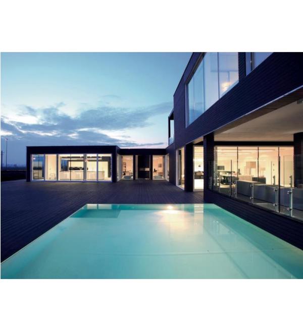 Instalatie solara de incalzire piscina 120 mc