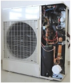 Pompa de caldura aer apa CHOFU 10kW  - Made in Japan
