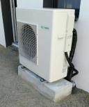 Pompa de caldura Chofu 10kW - Incalzire pana la 200 mp