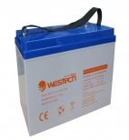 Acumulator cu gel 75 Ah 12V - Westech