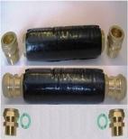 Racord flexibill de inox intre panouri solare - Alternative Pure Energy